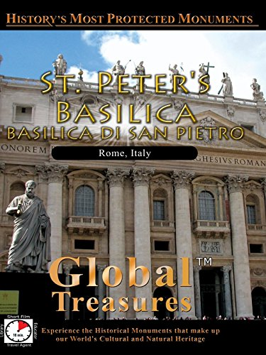 Global Treasures - Basilica of St Peter - Rome, Italy