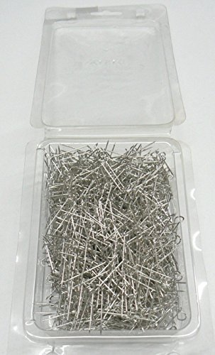 PIN SILVER COLOR PKG OF 1000