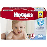 Huggies\x20Snug\x20and\x20Dry\x20Diapers\x20\x2D\x20Size\x202\x20\x2D\x2084\x20ct
