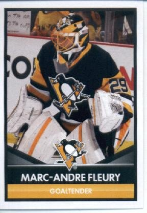 Amazon.com: 2016-17 Panini NHL #183 Marc-Andre Fleury Pittsburgh ...