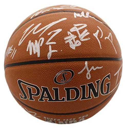 Denver Nuggets 2018-'19 Team Signed Basketball Murray Harris +13 Sigs BAS (Team Signed Basketball)