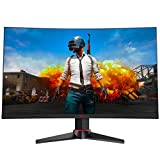 Best 27 Monitor 1440ps - HKC 27- inch 2K 2560x1440P 144hz 1ms Curved Review