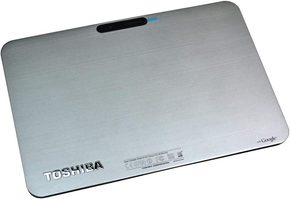 "TOSHIBA AT200 10.1/"" BATTERY PACK /& BACK COVER ASSEMBLY PA3995U-1BRS 36FG2RCST00"