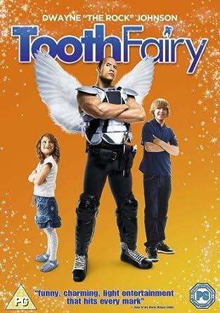 Tooth Fairy Dvd Amazon Co Uk Dwayne Johnson Ashley Judd Stephen Merchant Michael Lembeck Dwayne Johnson Ashley Judd Dvd Blu Ray
