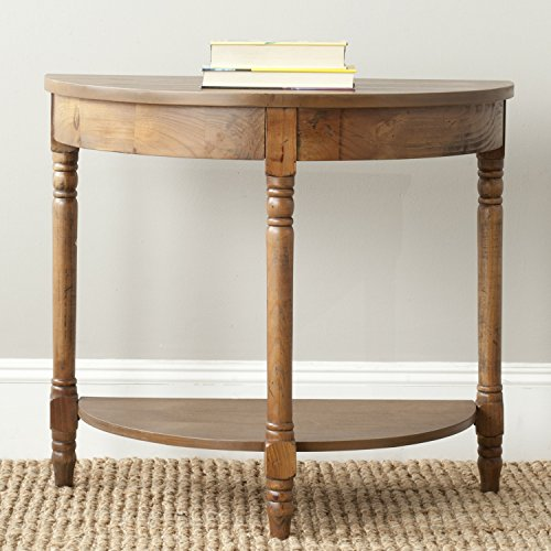 Safavieh American Homes Collection Randell Firewood Console Table