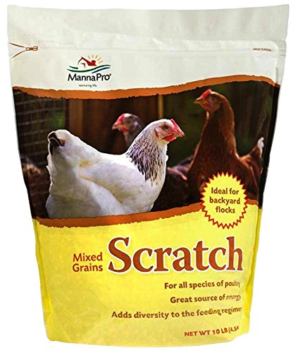 Alliance Animal Care SCRATCH GRAIN 10  (Pkg of 2)