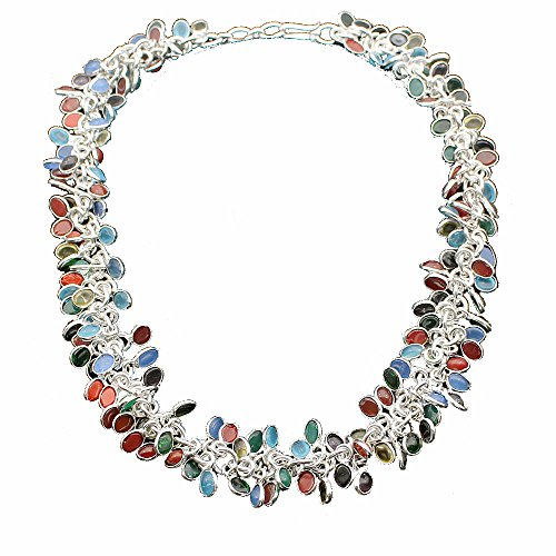 HERMOSA Christmas Multi Precious Necklaces Bracelet product image