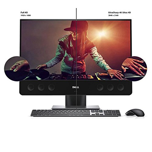 Dell XPS 7760 27'' Touch 4K Ultra HD All-in-One Desktop - Intel Core i7-7700 7th Gen Quad-Core up to 4.2 GHz, 16GB DDR4 Memory, 256GB SSD + 2TB Hard Drive, 8GB AMD Radeon RX 570, Windows 10 by Dell (Image #3)