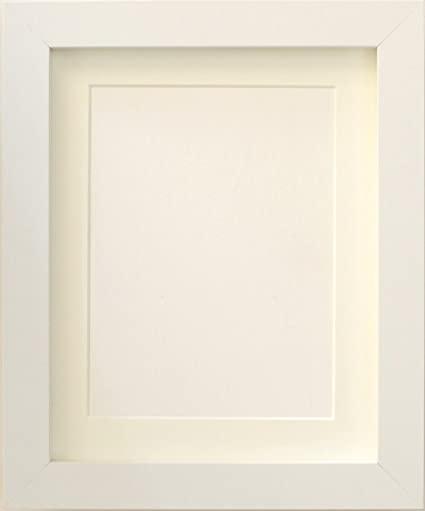 Tailored Frames Marcos a medida de diseño de cuadros blancos, tamaño ...