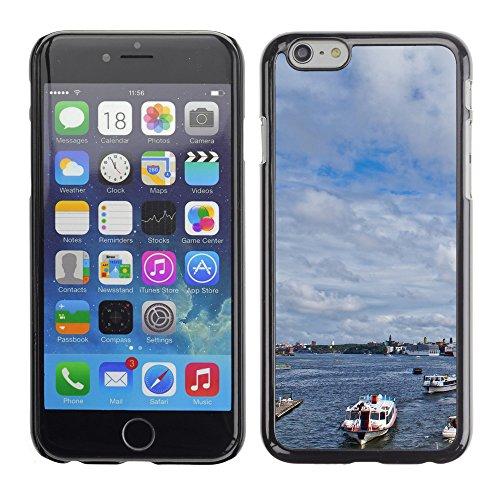"""Premio Sottile Slim Cassa Custodia Case Cover Shell // F00007761 ciel // Apple iPhone 6 6S 6G 4.7"""""""