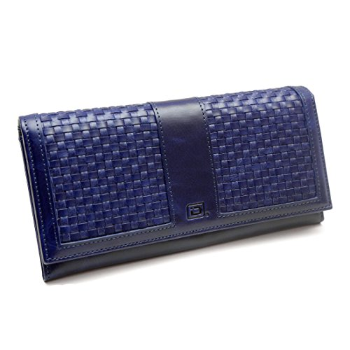 RFID Wallet Ladies Weave Clutch product image