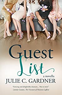 Guest List by Julie C. Gardner ebook deal