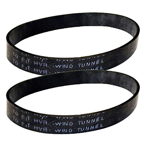 (Hoover Windtunnel W/Out Powerdrive Vacuum (2 Pack) Replacement Belts # HR-1020-2pk)