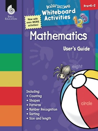 (Interactive Whiteboard Activities: Mathematics)