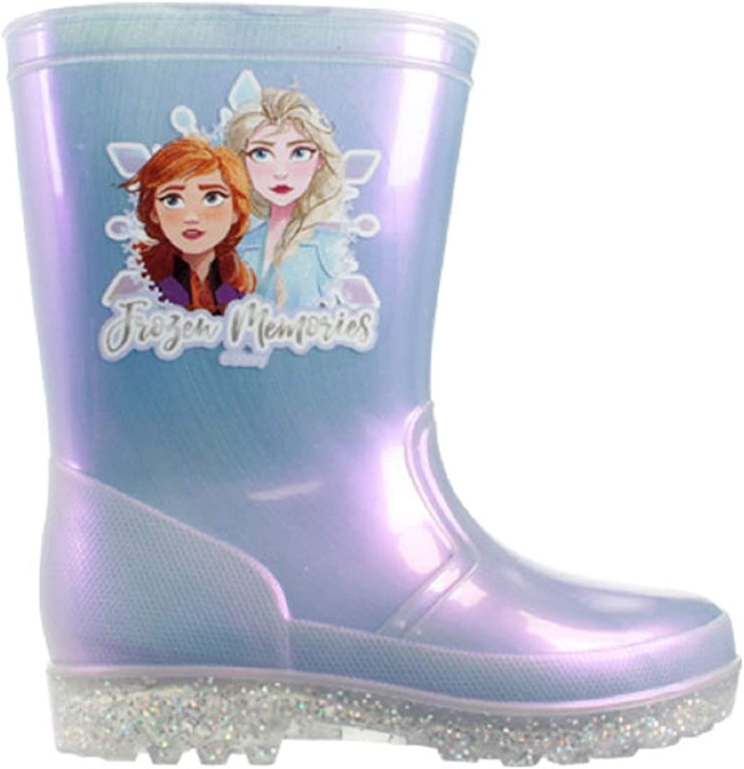 Wellies Rubber Anna \u0026 Elsa UK
