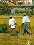 Mechanization for Rural Development, Food and Agriculture Organization of the United Nations, 9251076057
