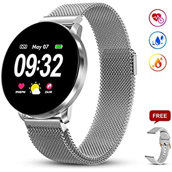 Amazon.com: GOKOO Smart Watch for Men Women with All-Day ...