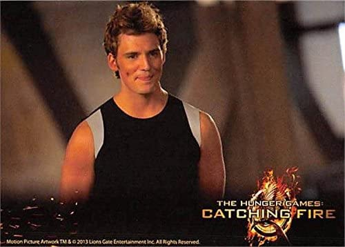 Sam Clafin Trading Card Finnick Odair The Hunger Games Catching Fire 2013 Meca 36 At Amazon S Entertainment Collectibles Store