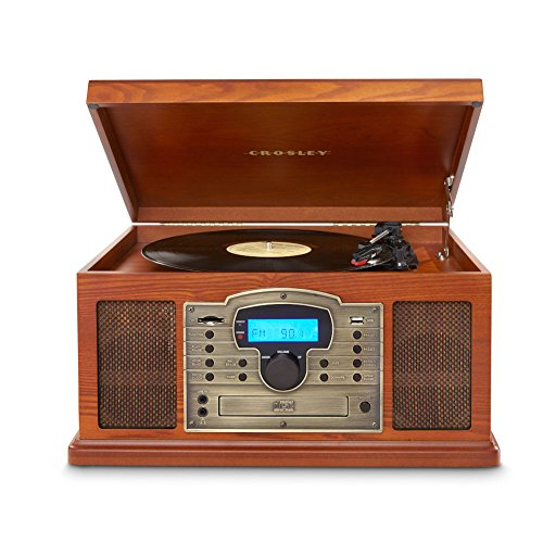 Used, Crosley CR7002A-PA Troubadour Turntable with USB/SD for sale  Delivered anywhere in USA