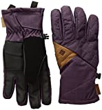 Columbia Women's St. Anthony Gloves, Dusty Purple Crossdye, Large