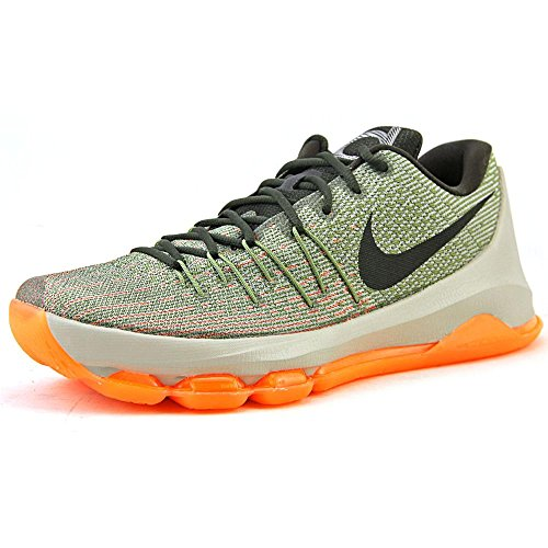 dc7b946e1344 Galleon - NIKE KD 8 Men US 10 Green Basketball Shoe