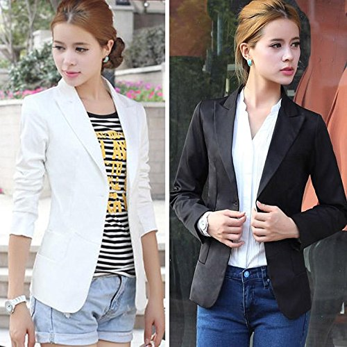 Amazon Com Sholdnut Womens Casual Blazers Women Suits For Work