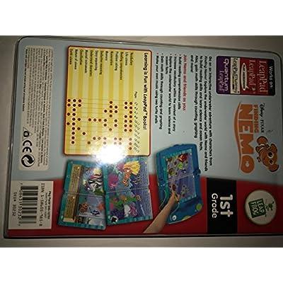 LeapPad - Leap 1 - Preschool-Grade 1 - Reading - Finding Nemo: Toys & Games