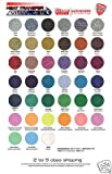Siser Glitter HTV 15 Sheets (20'' x 12'') - Assorted Colors!