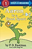 img - for Aaron is a Good Sport (Step into Reading) book / textbook / text book