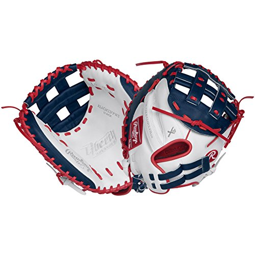Rawlings Liberty Advanced Color Series Fastpitch Catcher's Mitt 33.00