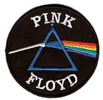Pink Floyd Rock Band Embroidered Iron On Sew On Patch Iron On Symbol