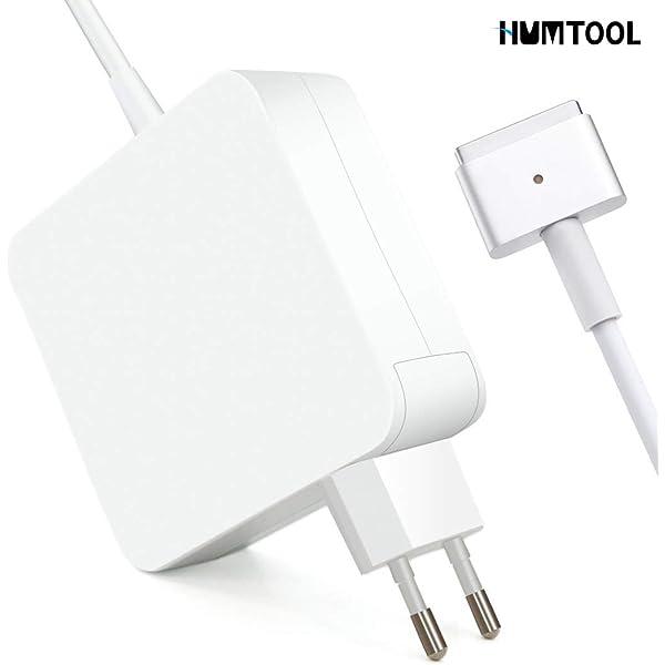 Humtool Adaptador de Corriente 60W MagSafe 2 para MacBook ...