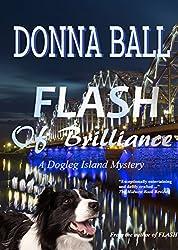 Flash of Brilliance (A Dogleg Island Mystery Book 3)