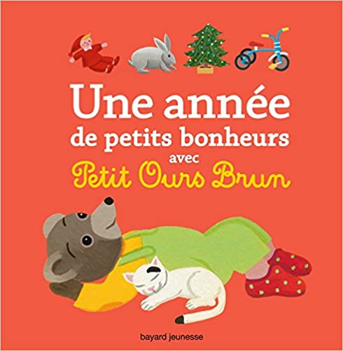 En ligne téléchargement gratuit Une année de petits bonheurs avec petit ours brun pdf, epub