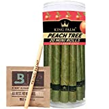 King Palm | Flavor Mini Size | 20 Pack | Natural