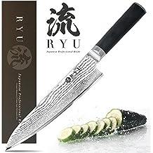 GOUGIRI Knives Gyuto Japanese Chefs Knife (8-Inch)