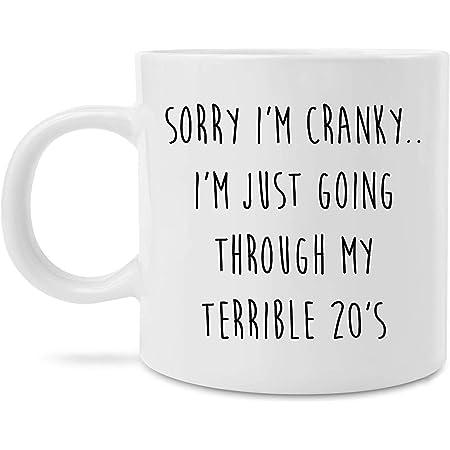 Divertido No estoy irritable Estoy pasando por mis terribles ...