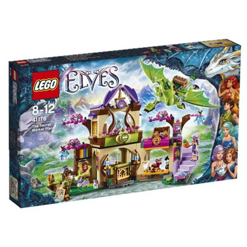 LEGO Elves - 41176 - Le Marché Secret