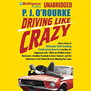 Driving Like Crazy Audiobook