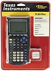 The TI-83 Plus has a pragmatic key layout and an easy-to-use graphing interface, with a simple programming language for creating conversion programs. The TI-83 Plus stores and analyzes up to 10 matrices combined with data storage in lists con...