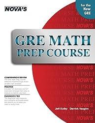 GRE Math Prep Course  (Nova's GRE Prep Course)