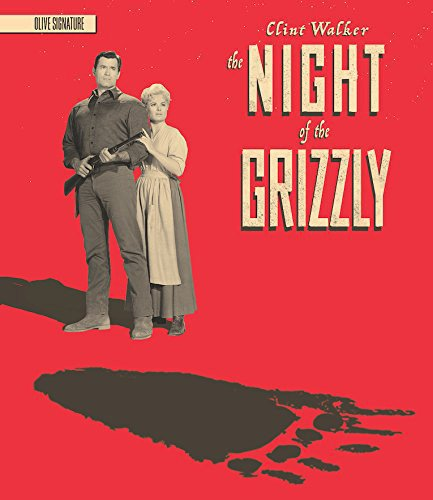 Night of the Grizzly [Olive Signature Blu-ray]