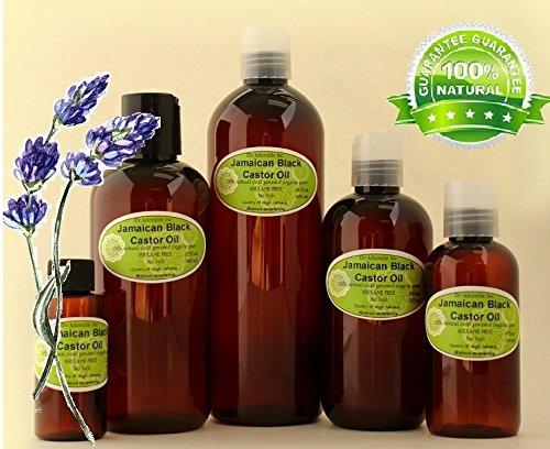 Lavender Jamaican Black Castor Oil Premium Best Natural P...