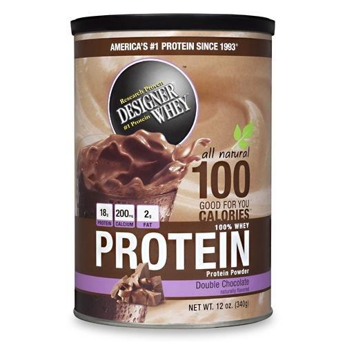 DESIGNER WHEY Protein Powder Double Chocolat - 12,7 oz