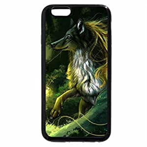iPhone 6S Plus Case, iPhone 6 Plus Case, Magical forest