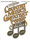 Country Music's Greatest Songs, Milton Okun, 0812963121