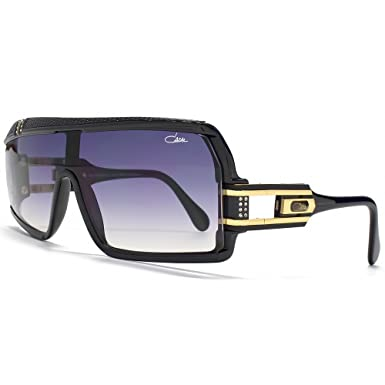 767e5cae24 Cazal Limited Edition Legends 858 Sunglasses in Black with Diamante at  Amazon Women s Clothing store