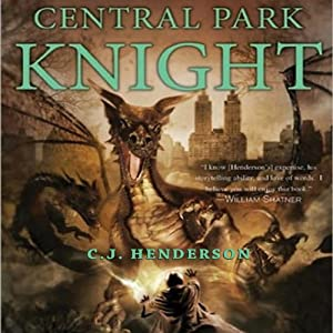 Central Park Knight Audiobook