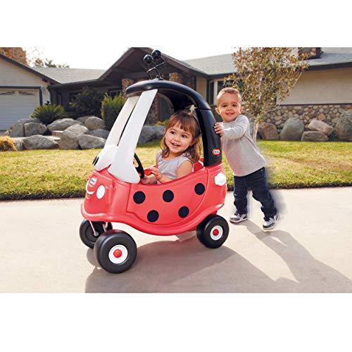 Little Tikes ladybug car