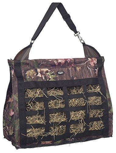 Tough 1 Heavy Denier Nylon Hay Tote Bag in Prints, Timber
